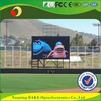 P7 outdoor smd billboard advertising led display football scoreboard