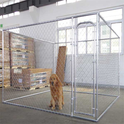 Large outdoor modular dog kennel kennels for dog/iron fence dog kennel/dog kennel fence