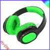 Texture Stylish Patented Music Sharing Big Size Headphones with Alloy Support Arm Hands-Free for Mobile Phone with Microphone