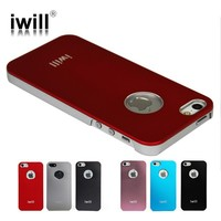 Promotion only $0.9 Custom waterproof Aluminum mobile phone case cover for iphone 5 / 5s