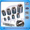 Saving energy China construction material rebar coupler price rebar threaded coupler
