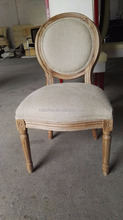 French hot fashion Baby solid wood chair sofa chairs baby wood round back chair