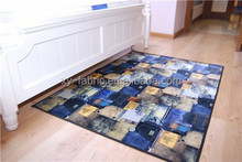 Wholesale popular jeans print area rug,jeans design carpet,personalized hide rugs for living roon 1400mm*2000mm