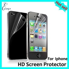 Mobile accessories Factory wholesale for iphone 6 high clear screen protector , super clear screen protector