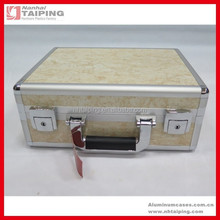 2015 new pattern German style aluminum tool case, tool carry case, tool suitcase