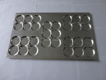 aluminium tray/aluminium foil food tray / aluminium tray for oven