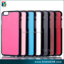 skin sticker back hard plastic cell phone case for iphone 6