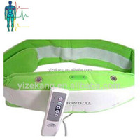 Dual Shaper electric slimming weight loss massage belt