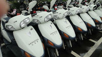 USED heavy motorcycles / Taiwanese motorcycles