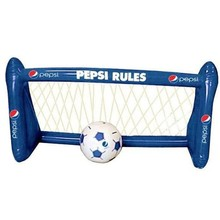 Hot Sale Promotional Inflatable Football Goal,PVC Advertising Inflatable Portable Soccer/Football Goal