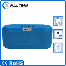 2.0 dj speaker box multimedia speaker with colorful light