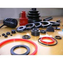 TS16949 auto rubber factory custom rubber auto parts