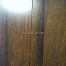 T&G Cheap Stained Distressed Bamboo Flooring Click