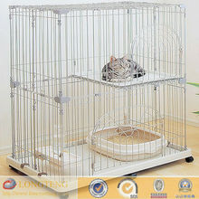 China Supplier Beautiful Pet Cat House Cage