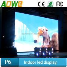 2015 Hot sale alibaba express led display, Indoor p2/p3/p4/p5/p6/p7/p8/p10 led video screen