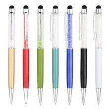 Multi-functional Custom Swaro Crystal Pen For Gift