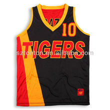 basketball uniforms/ basketball suits/basketball wear for men