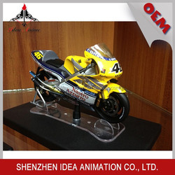 Wholesale China factory 1:24 250cc sport motorcycle model