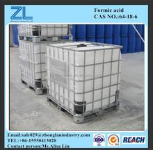 Textile industry 85% formic acid producer,CAS NO.:64-18-6