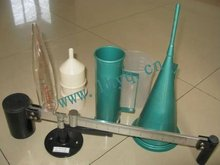 Slurry test kit(mud balance,marsh funnel viscometer,sand content kit)