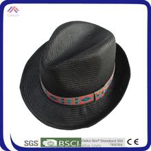 Papel venta al por mayor del sombrero barato sombrero de paja made in China