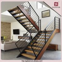 factory custom modern stairs metal stair design