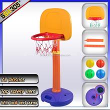 kids mini plastic basketball ring