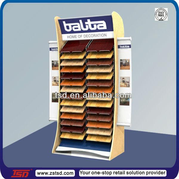Tsd-m544 Custom Retail Store High Quality Metal Rug