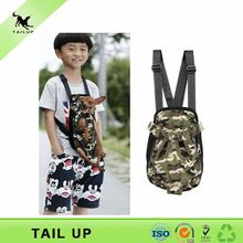 Camouflage dog front backpack hot selling pet carrier