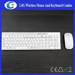 Hot Sale Wireless Keyboard And Mouse For Laptop PC