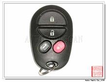 Key Fob for Toyota 3+1 Button 314.4MHz (Trunk) AK007017