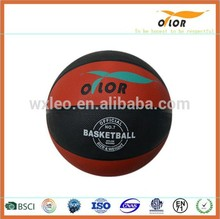8 pannels Size 7 China manufacture high quality professional PU leather basketball