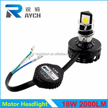 Design antique led headlight motorcycle m3c