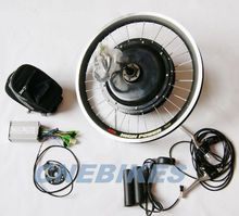 48v 1000w ebike conversion kit lcd with 20ah lithium battery
