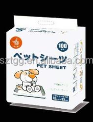 Pet sheet Pet puppy pads Pet waterproof mat