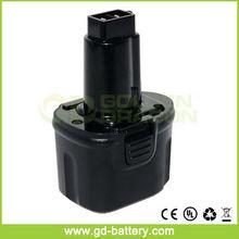 7.2V power tool batteries for Power Tool Batteries for Dewalt 7.2V Ni-CD batteries DE9057