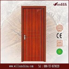 100% imported material single door pvc door designs