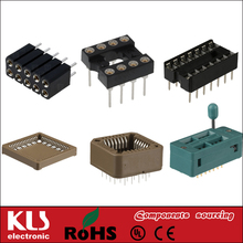 Good quality ic sockets 2mm UL CE ROHS 076 KLS