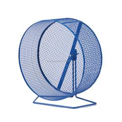 Wholesale Blue 5' 7' 9' 11' Steel and Plastic Hamster Wheel