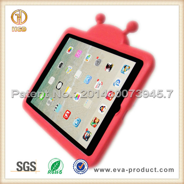 Kids EVA shockproof case for ipad 5 case with stand