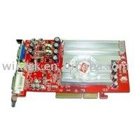 ATI 9800XT AGP 256M/128B DDR1 graphics card