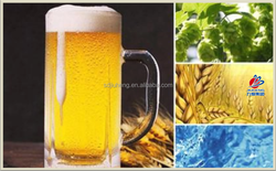 clarifying agent beer ingredients PVPP manufacturer