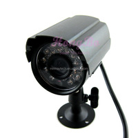CCTV security camera CMOS 24 LEDs weatherproof/Weatherproof bracket included