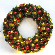 2013 battery operated christmas wreaths 12v