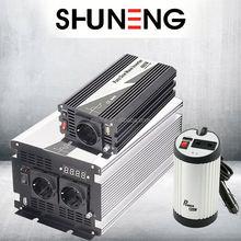 SHUNENG convert 220v to 110v ac