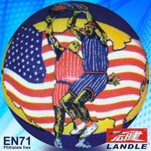 Customized official size name brand American basketball shop