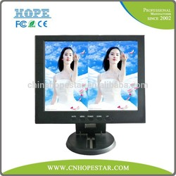 10 inch computer monitor tft lcd car tv monitor