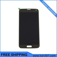 Gold LCD&Touch for Samsung S5