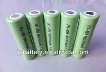 nimh rechargeable batteries 2000mAH 1.2v