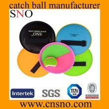 Sky catch ball play set catch ball set with 2pcs balls